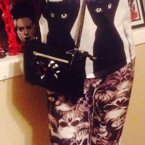 Gothic occult cat punk witch blackheart Killstar